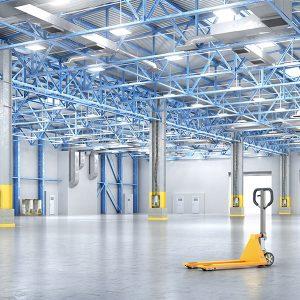 Ipartechnikai lámpatestek
